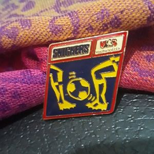 VTG 1994 Olympics Snickers Youth Soccer pin